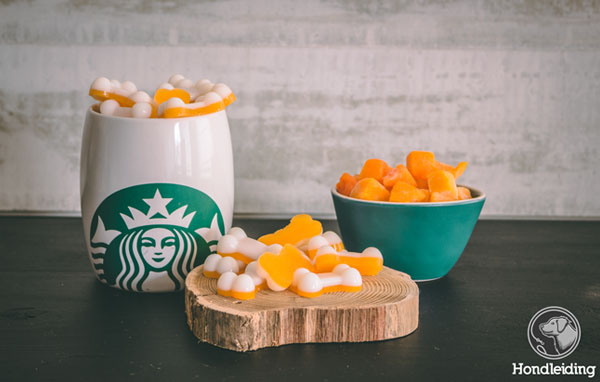 Pumpkin Spice Latte snoepjes